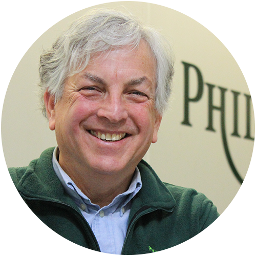 Glenn Bergman, Executive Director of Philabundance