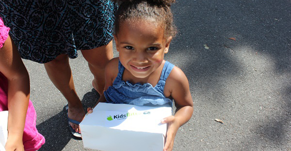KidsBites - Philabundance program to end Child Hunger